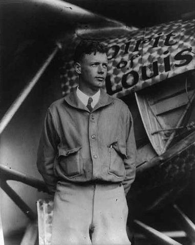 Charles Lindbergh: 1927