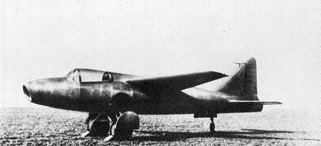 First jet aircraft: 1939