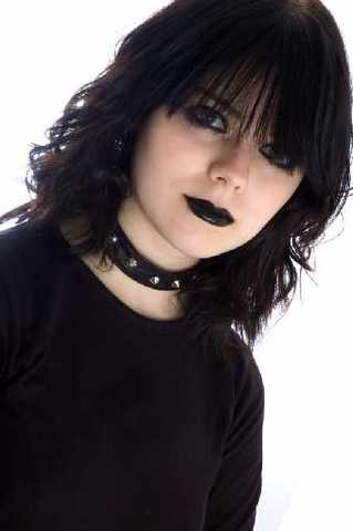 Fashion and entertainment:Goth