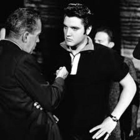 Sports and Music: Elvis on the Ed Sullivan show