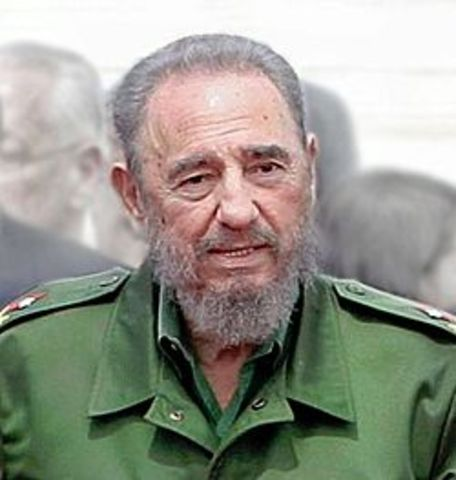 World Events: Castro becomes Dictator of Cuba