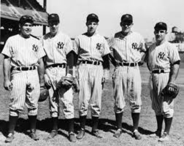Entertainment :The First Televised World Series