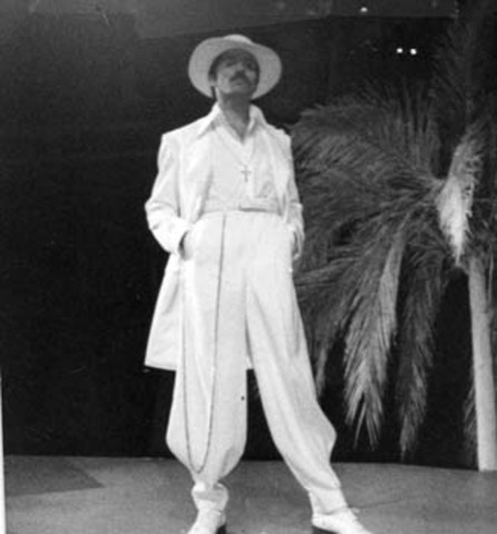 Fashion and enetertainment: Zoot suits
