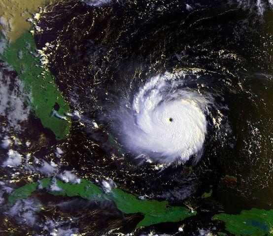 World Events: Hurricane Andrew