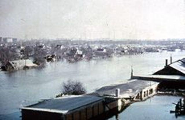 Sturmflut Hamburg