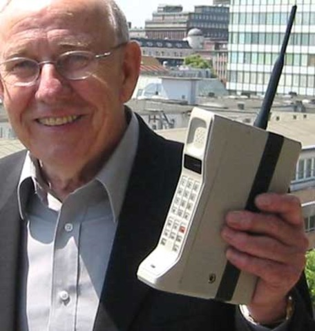 science and technology; digital cellular phones