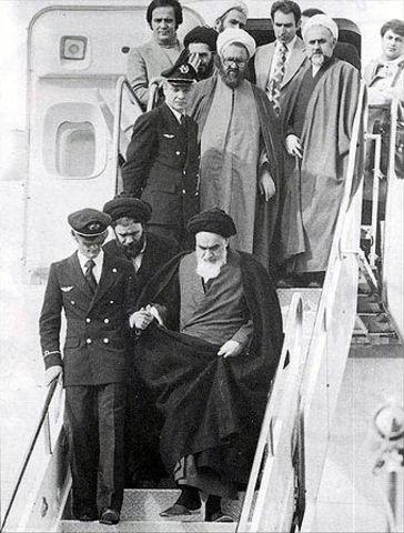 Umstruz im Iran