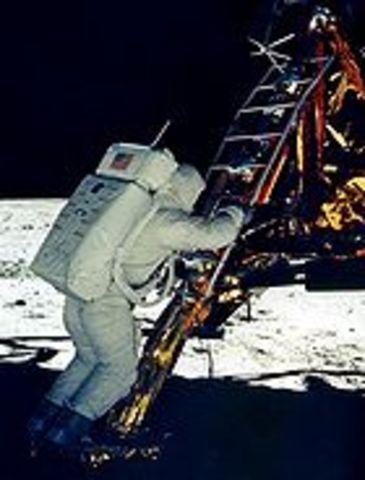 Apollo 11 - erste Mondlandung