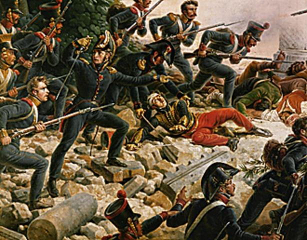 Batalla por Saragossa