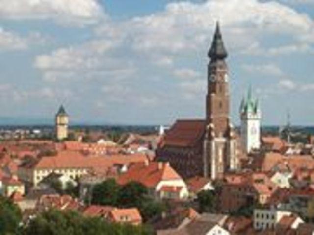 Wieder in Straubing