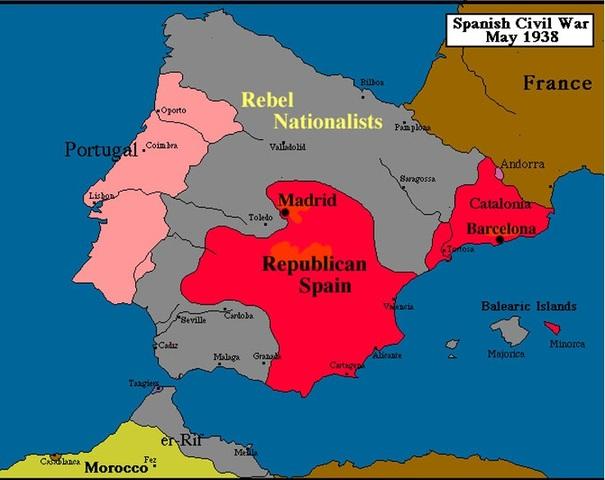 Dividieron la Republica!