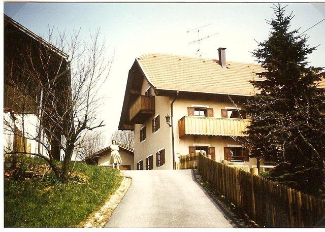 Umzug nach Euersdorf