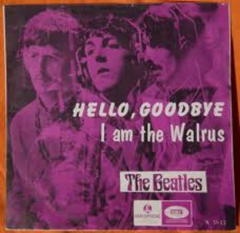hello goodbye beatles 1968