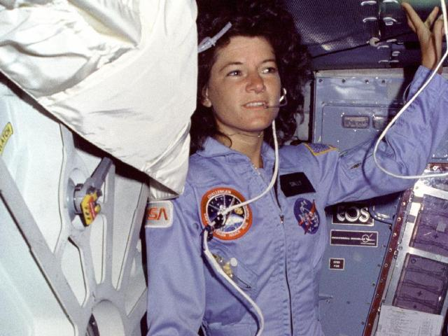 World Events : First women in space