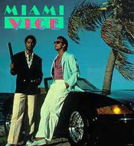 Fashion and Emtertainment: Miami Vice on air