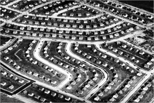 World Events: Suburbs attract families