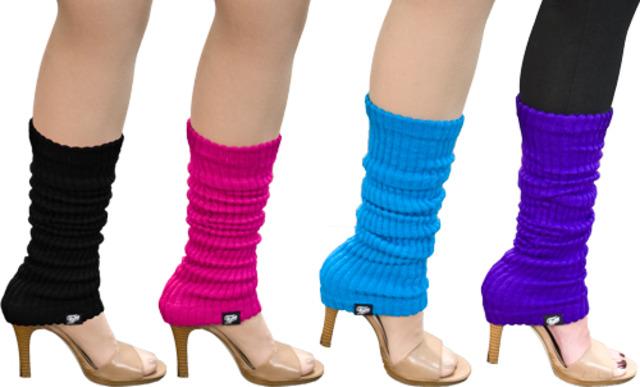 Fashion and Emtertainment: Leg Warmers