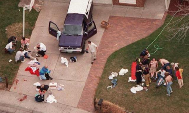World Events: Columbine Massacre