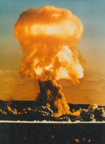 World Events: China Breaks Nuclear Test Moratorium