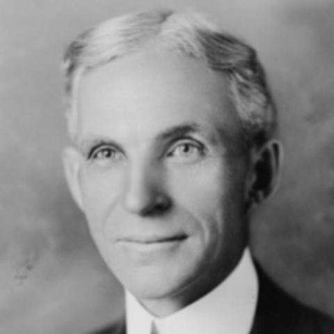 Henry Ford - $5-a-day wage