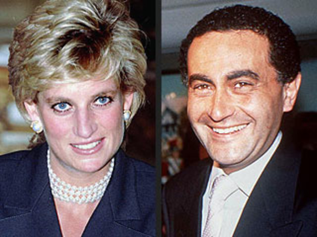 World Events: The Death of Princess Diana