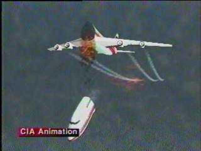 World Events: The Crash of TWA Flight 800