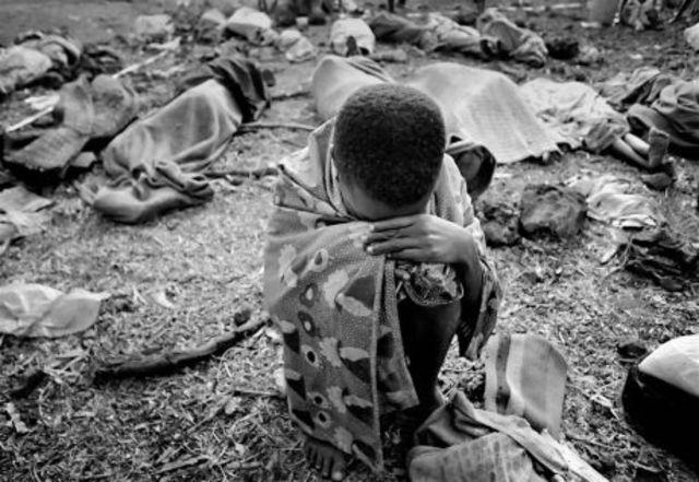 World Events: Genocide in Rwanda