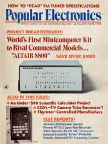 Altair computer kit
