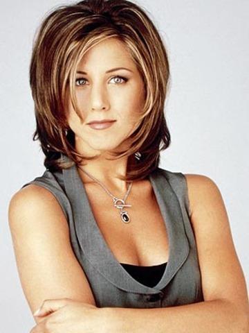 Fashion and entertainment: The Rachel