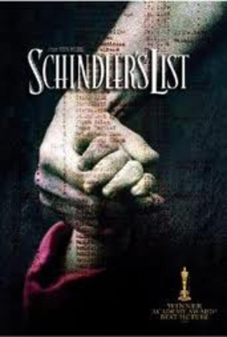 Fashion and Entertainment: Schindler's list