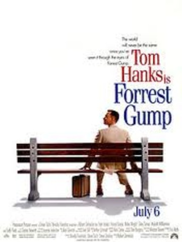 Fashion and entertainment: Forrest Gump