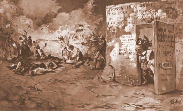 New Orleans Race Riot/Massacre.