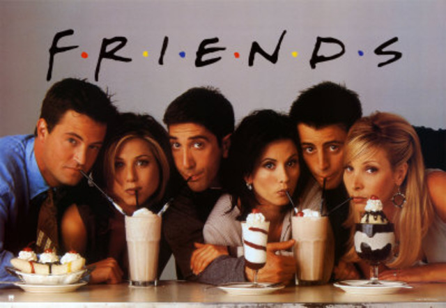 Fashion and Entertainment: Friends