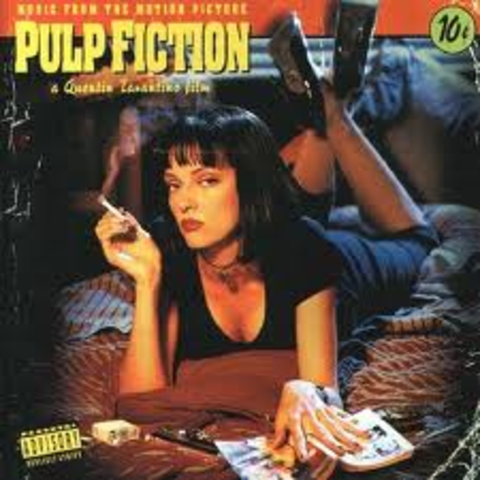 Fashion and Entertainment: Pulp Fiction