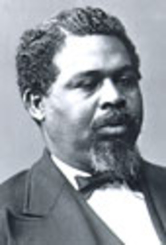 Forty-second Congress. Five black members in the House of Representatives: