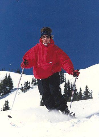 Skifreuden in den USA
