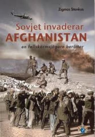 The USSR Invades Afganistan
