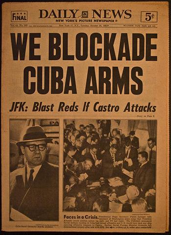Cuban Missel Crisis.