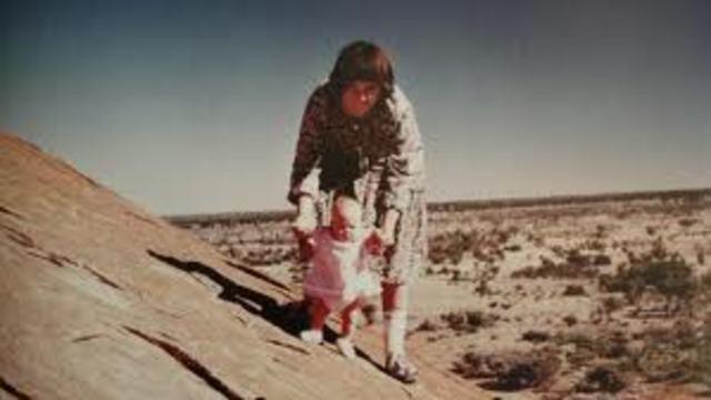 Azaria Chamberlain killed by Dingoes at Uluru