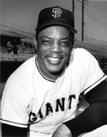 Willie Howard Mays, Jr.