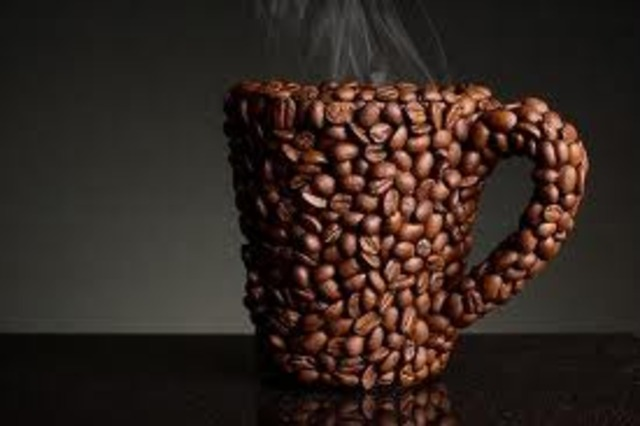 Fashion and Entertainment:Coffee