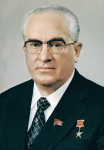 Yuri Andrópov