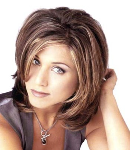 Fashion and entertainment:The Rachel