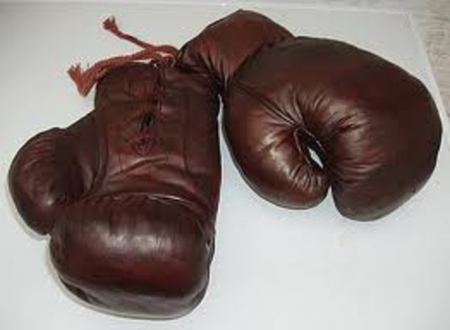 Sports and Music: Boxing