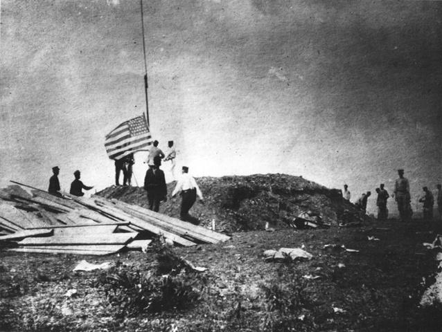 The Marine 1898