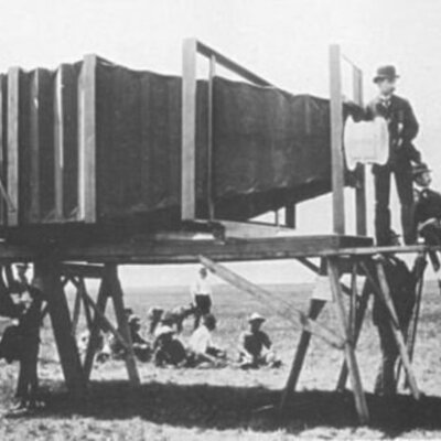 The history of Camera timeline