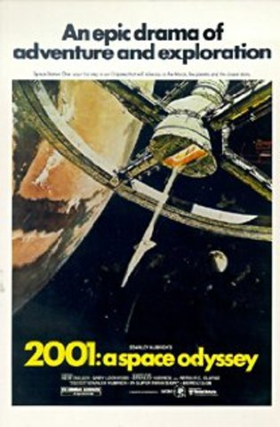 2001:A Space Odyssey Realease Date