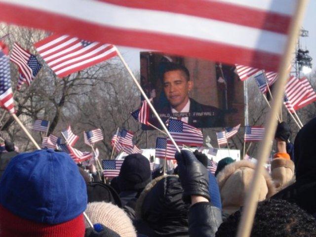 La Inauguración de Presidente Obama