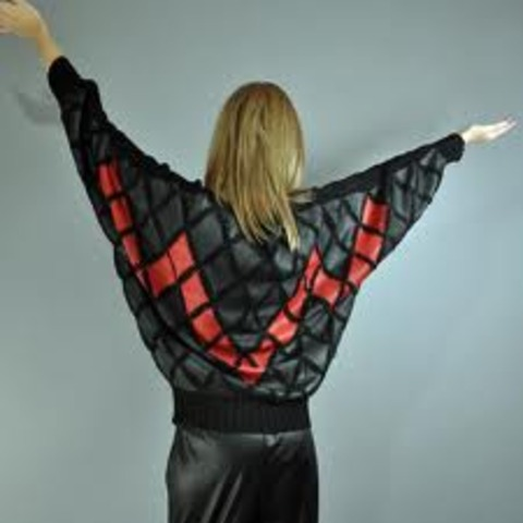 Fashion and Emtertainment: Popularity of Bat Wings