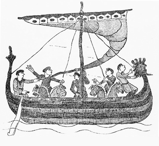 The Vikings Came